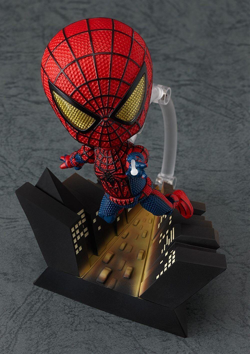 NendGoldid der amazing spider - man  spider - man  held  action - figur dc