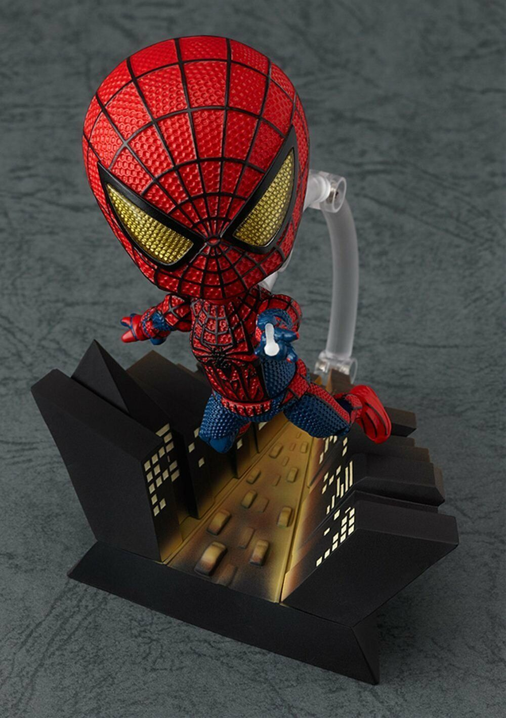 Nendoroid The Amazing Spider Man Spider-Man Hero's Edition Action Figure DC