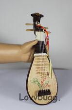 """Lovvbugg! Guitar Mini Mandolin Instrument for 18"""" American Girl Doll Accessory"""