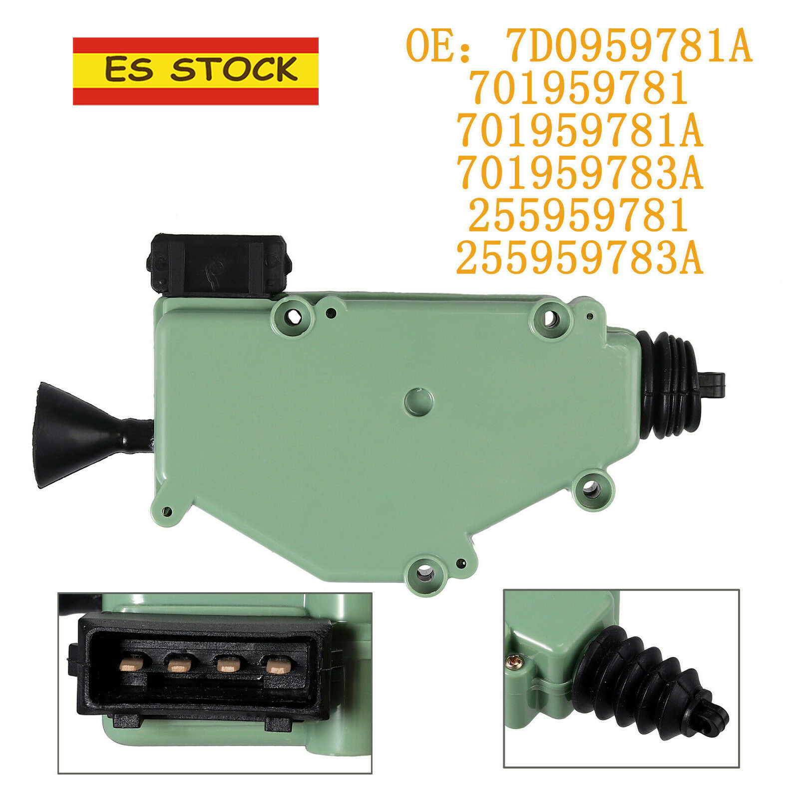 Genuine BOSCH-SKIL-DREMEL spare-part 2609199120 DC motor