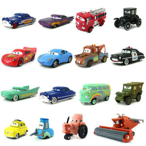 Disney-Pixar-Cars-2-Friends-of-Radiator-Springs-Toy-Car-1-55-Diecast-Model-Gift