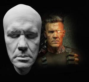 Details About Josh Brolin Spfx Life Mask Lifecast Bust Deadpool 2 Cable Avengers Thanos Goonie
