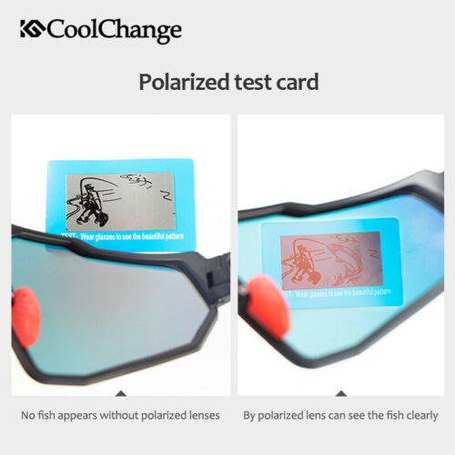 Cycling Outdoor Sports Goggles MTB Bike Full Frame Polarized Glasses Sunglasses
