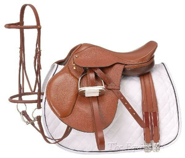Regency Close Contact English Saddle Pkg  (16.5 ,17 ,17.5 )(Reg or Wide Tree)  cheapest