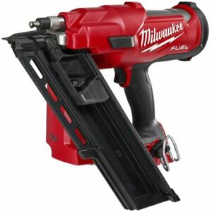 MILWAUKEE-M18FFN-M18-18V-FUEL-FIRST-FIX-FRAMING-NAILER-BODY-WITH-CASE-BRAND-NEW