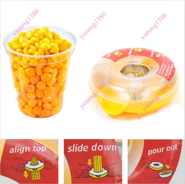 Sweet Corn Peeler Thresher Tool Stripper Peeler Remover Thresher Helper Clean Yu