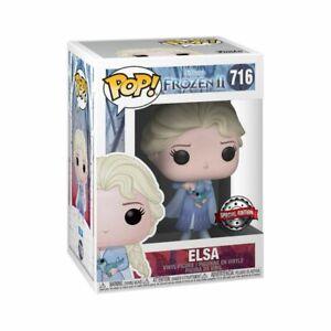 Frozen-II-Elsa-with-Salamander-US-Exclusive-Pop-Vinyl-RS-FUN42134-FUNKO