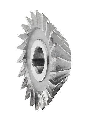 WABECO Winkelstirnfräser 45° und 60° HSS Fräser Schwalbenschwanzfräser