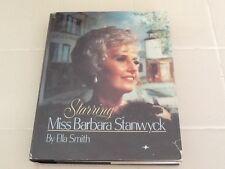 Barbara Stanwyck Bio Cooper Fonda Taylor Capra Movie & TV Star Photos HC/DJ
