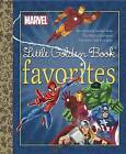 Marvel Little Golden Book Favorites: The Amazing Spider-man/Mighty Ave by Golden Books (Hardback, 2012)