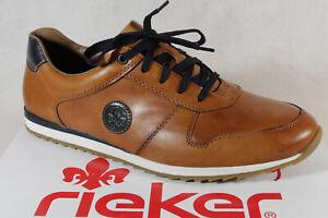 Rieker Herren Sneakers Sneaker Halbschuhe Schnürschuhe 19313 2MUSK