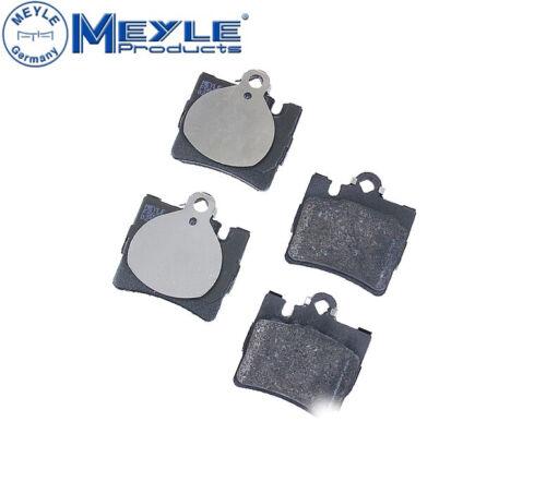 For Mercedes S430 S500 S600 CL500 CL600 CL55 Meyle Rear Disc Brake Pad D2006SM