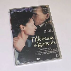 LA-DUCHESSA-DI-LANGEAIS-DVD-RARO-SIGILLATO-JEANNE-BALIBAR-DEPARDIEU-DE-BALZAC