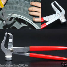 Car Wheel Tire Weight Plier Balancer Clip Weight Remover Plier Hammer Tool Metal