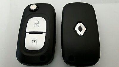 2 Switchs TWINGO II 2 COQUE CLÉ PLIP TÉLÉCOMMANDE RENAULT CLIO 3// MODUS