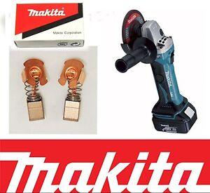 Makita-18V-LXT-Angle-Grinder-BGA452-BGA452Z-CARBON-BRUSH-CB-430-6207D-4331DWD-M8
