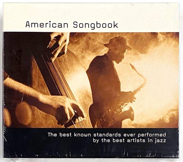 American Songbook - The Best Artists in Jazz - 3 CD Box Neu OVP (Musik-1672
