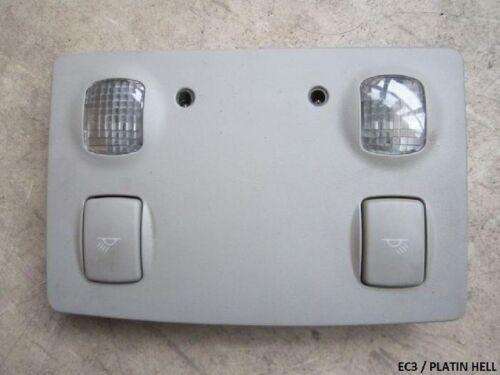 Intérieur éclairage Audi a6 4b 4b0947303d ec3 platine Clair Intérieur Lampe liseuse