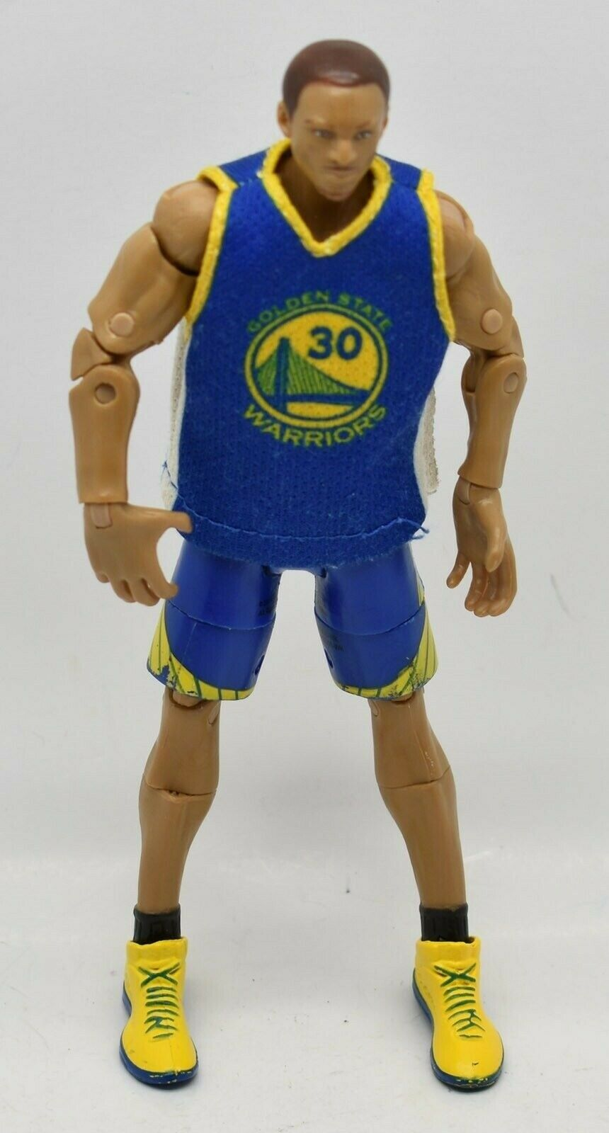NBA Heroes Stephen Curry Loose Action Figure Jazwares 2014