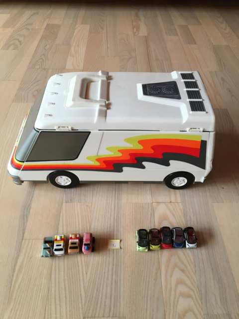 Foldeud bil, Micro Machines, Ældre micro machines foldeud…