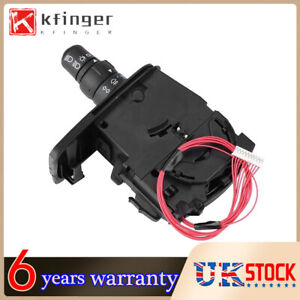 Light Indicator Stalk Switch For Renault Clio III Modus Kangoo 8201590638
