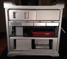 Apple Mac Pro 2.4GHz 8-Core SSD(PCIe) USB3 2TB 32GB Radeon 5870 *NICE*
