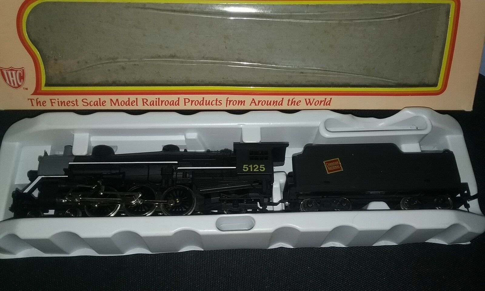 Ho IHC 4 - 6 - 2 Pacific Premier Canadian Canadian Canadian National 35; m9909 Road 35cass 5125 4 - 6 - 2 Pacific c28