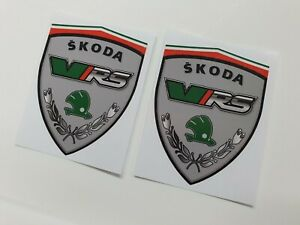 Skoda-Octavia-Fabia-VRS-80mm-Wing-Decals-Stickers