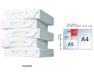 Kopierpapier weiß DIN A5 80g NEUTRAL verschiedene Mengen wählbar!