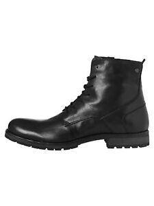 4b1e9b280862 Leather 12125317 Jones Homme Orca Bottes Jack I40xwqn8