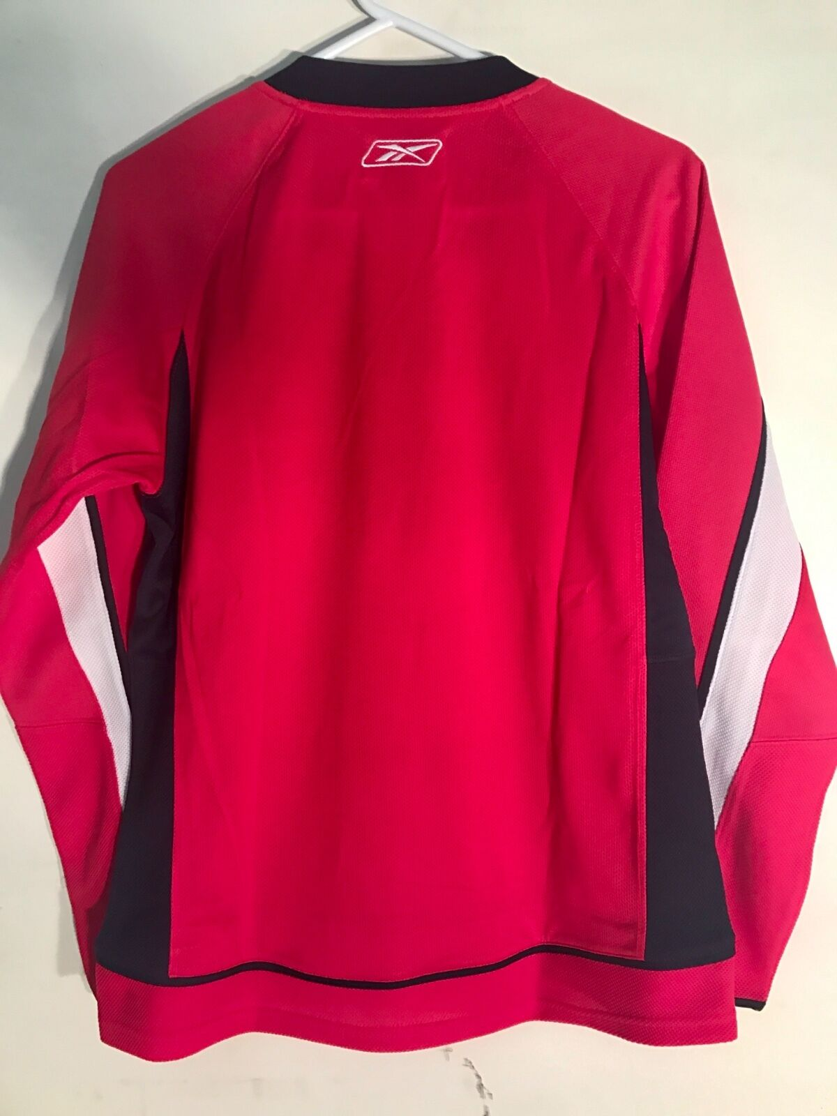 58b2794322b Washington Capitals Women s NHL Reebok Red Premier Jersey- L for sale  online