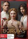 The Borgias : Season 3 (DVD, 2013)