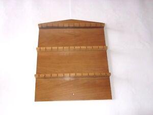 36pc-Wooden-Spoon-Display-Rack-Pine-huge-range-see-description