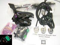 Gm 17802087 Gm Accessories 2-way Advanced Remote Start - 08-12 Silverado/sierra