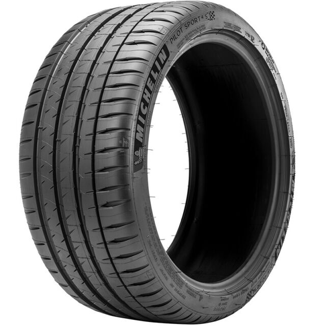 Michelin Pilot Sport >> Michelin Pilot Sport 4 S 285 35r20 104y Bsw Max Performance Tire
