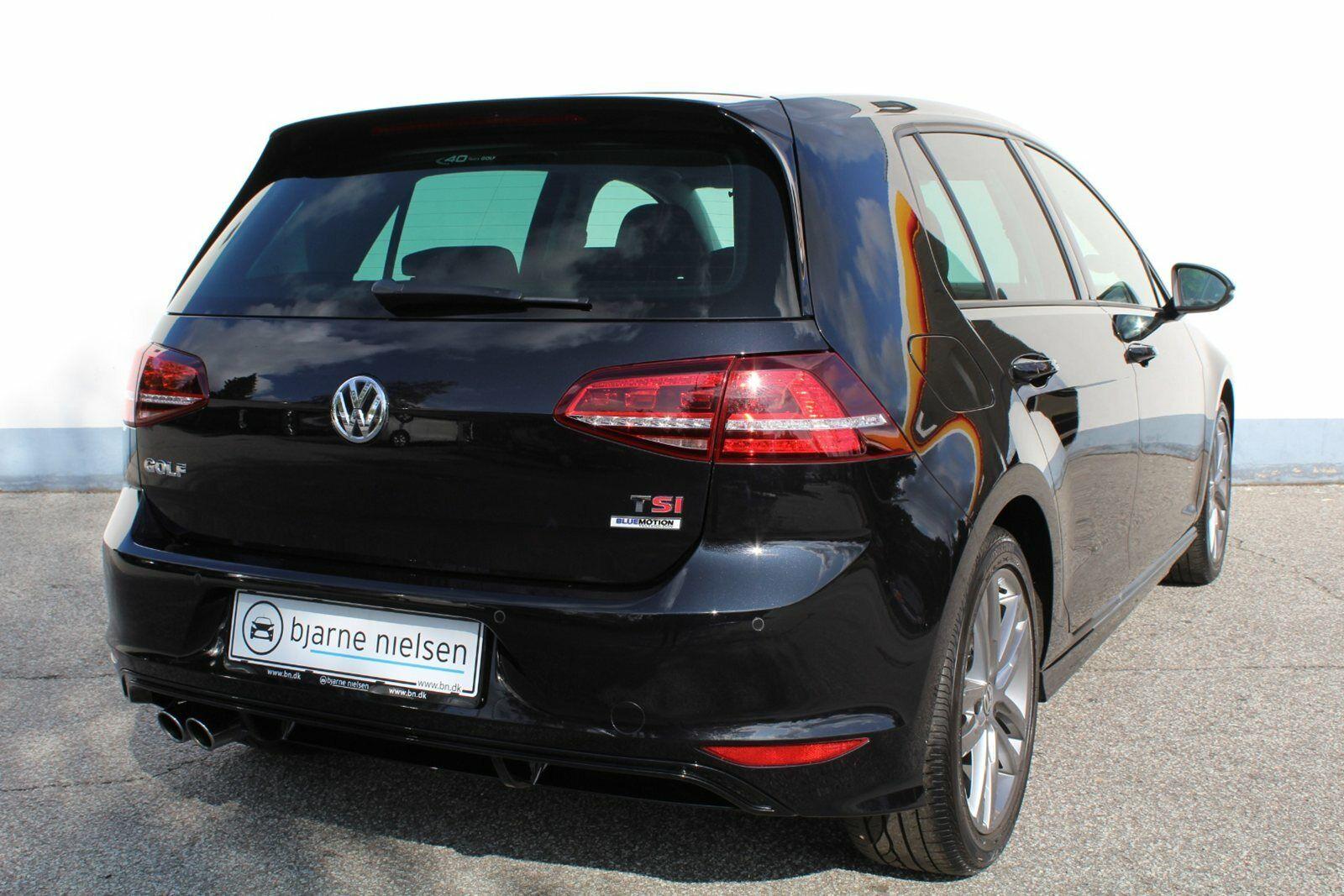 VW Golf VII 1,4 TSi 140 R-line BMT - billede 1