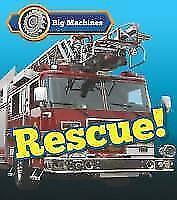 Big Machines Rescue! von Catherine Veitch (2015, Taschenbuch)