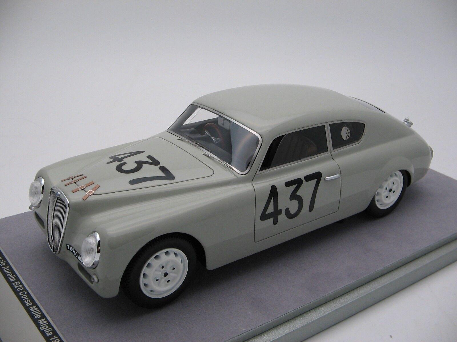 1 18 Scale Tecnomodel Spear Aurelia B20 Corsa Mille Miles 1952 TM18-69D