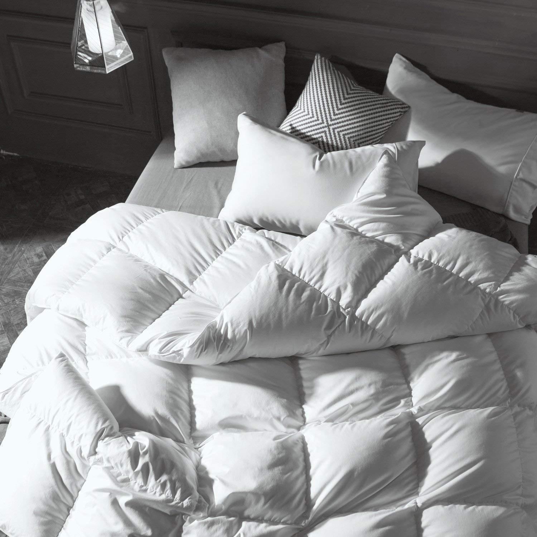 13.5 Bettdecken Daunen Bettdecke 135x200 200x200 230x220 Winter Warm Steppdecke