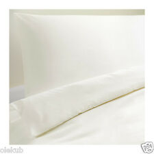 Ikea Dvala Full Queen Duvet Cover And 2 Pillowcases White 201.540.96