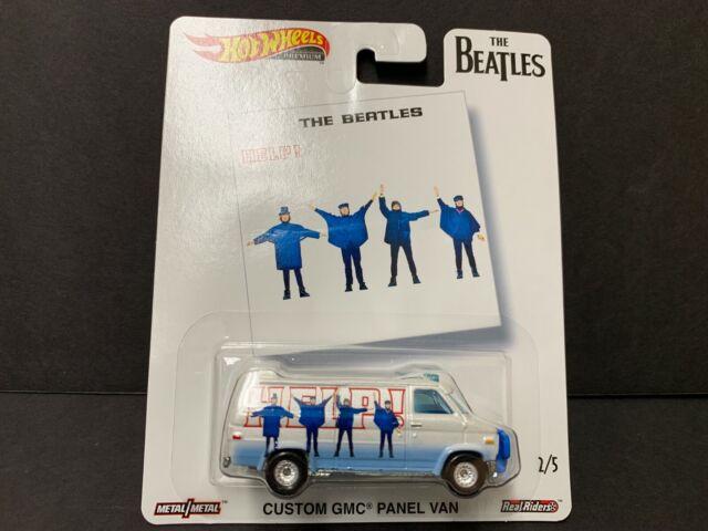 Hot Wheels a Medida GMC Panel Van The Beatles DLB45-946A 1/64