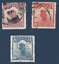 miniature 7 - LOT OF 23 CHINA JUNK STAMPS ALL DIFFERENT MANCHURIA OVERPRINT, STAR SURCHARGE
