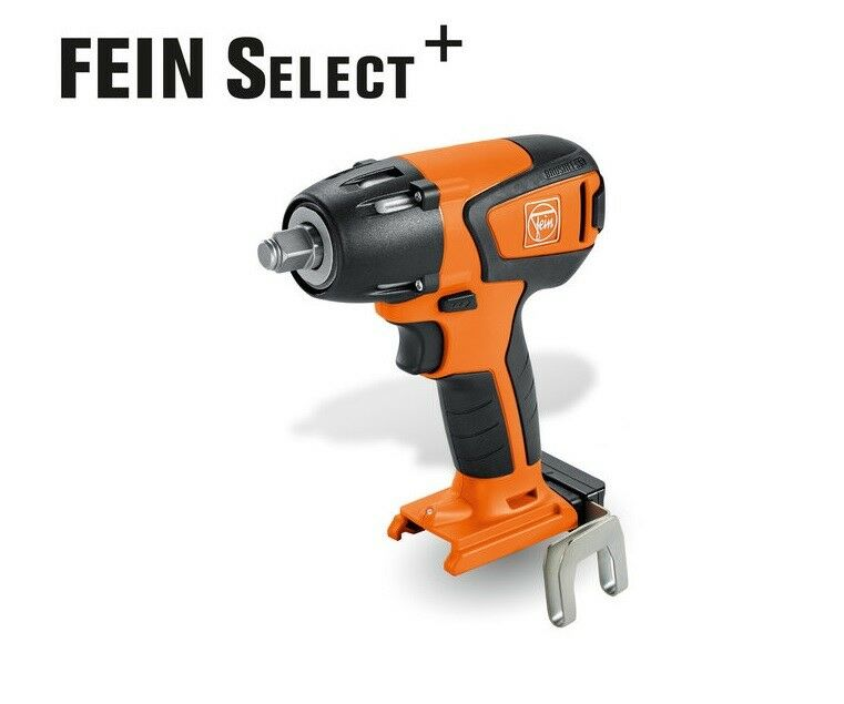 Fein ASCD 18-300 W2 Select Akku-Schlagschrauber ohne Akku ohne Lader 71150664000