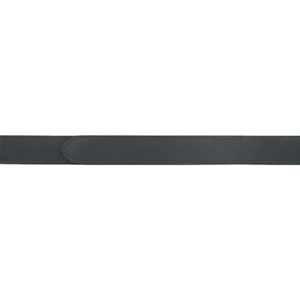 "Safariland 99-5-2 Black Plain 1.50/"" Buckleless Reversible Belt 2X-Large 48-50/"""