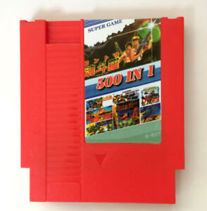 New-Arrival-500-In-1-Game-Card-For-72-Pin-8-Bit-Game-Player-for-NES