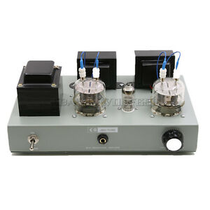 6N2-FU32-Vacuum-Tube-Amplifier-Headphone-Amp-Class-A-Single-Ended-Intergated-Amp