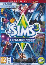 PC Spiel Die Sims 3 Showtime limited Edition Add-On Erweiterung NEUWARE