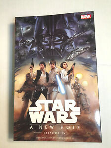 Star-Wars-A-NEW-HOPE-Episode-IV-collecting-comics-1-6-Graphic-Novel-TPB