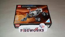 NEW Sealed - Lego 21104 CUUSOO 005 NASA Mars Science Laboratory Curiosity Rover