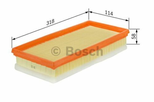 Bosch Air Filter Fits Peugeot 307 1.6 HDI FAST DELIVERY